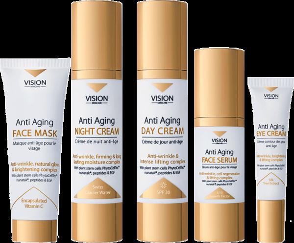 Набор Визион Skincare SPF20/30