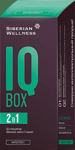 IQ Box Siberian Wellness