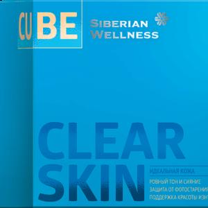 3D Clear Skin Cube Сибирское Здоровье
